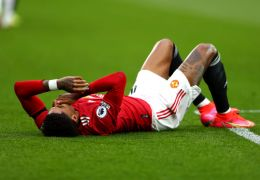 Marcus Rashford Misses Man Utd Training Ahead Of Trip To Leeds
