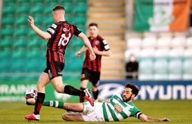 League Of Ireland: Three Points For Saints And Rovers In Friday Action