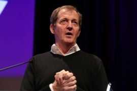 Mental Health Campaigner Alastair Campbell Worries Over Pandemic Impact