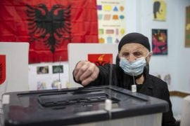 Albanians Vote In Election After Bitter Political Fight
