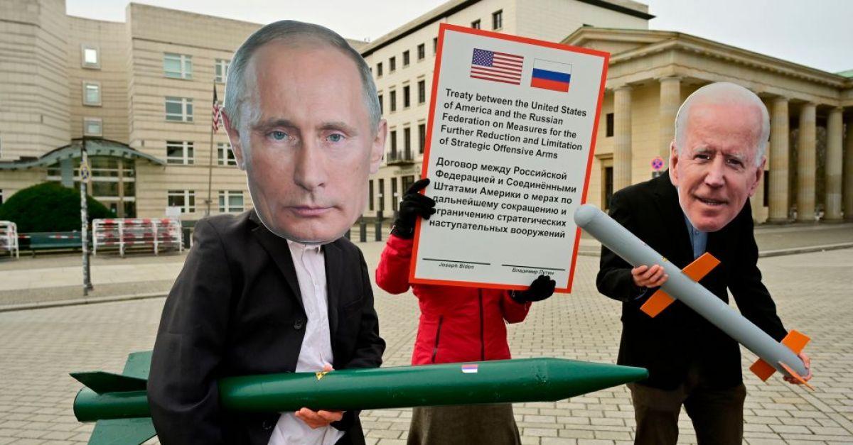 Putin and Biden may meet in June - RIA cites Kremlin aide