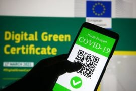 Up To One Million Covid Digital Green Certs To Be Issued By Email