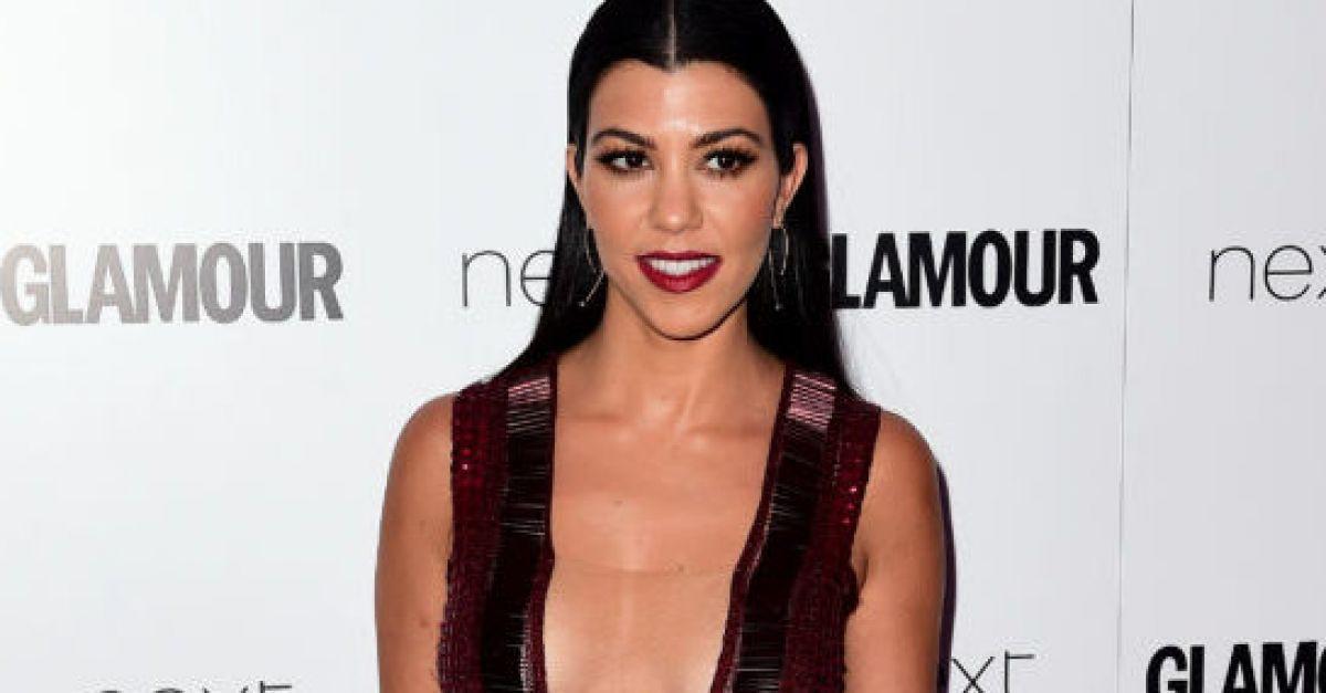 Kourtney Kardashian Celebrates Turning 38 in Her Birthday
