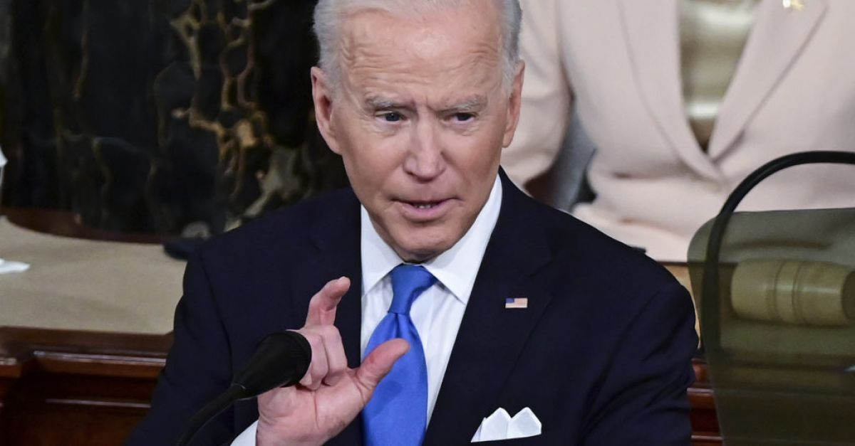 Joe Biden to the US: 'America is rising anew'