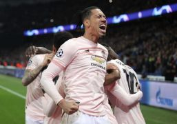 Chris Smalling Out To Stop Manchester United's Europa League Charge