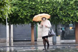 Met Éireann: Saturday Thunderstorm Warning For Majority Of Island
