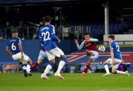 Anwar El Ghazi's Late Winner Puts Huge Dent In Everton's Top-Four Hopes