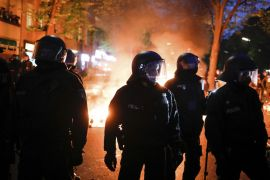 354 Arrested As Dozens Of Police Injured During Berlin May Day Riots