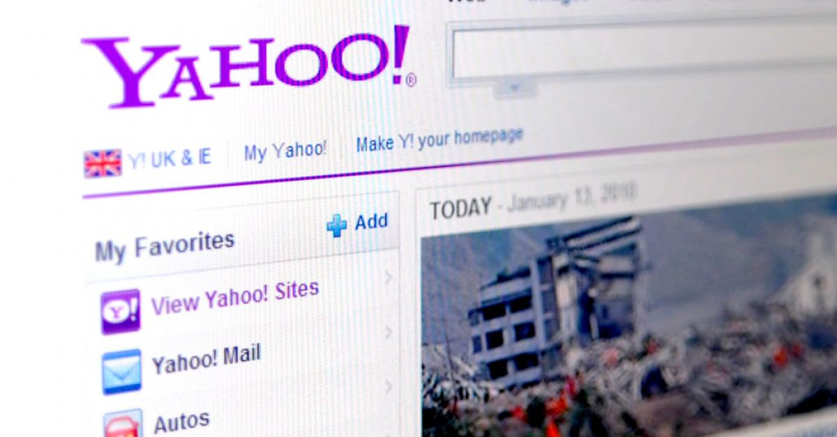 Verizon selling Yahoo and AOL to Apollo in £3.6 billion deal