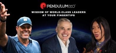 Frankie Sheahan Redesigns His Pendulum Event With Tony Robbins Masterclass At Launch