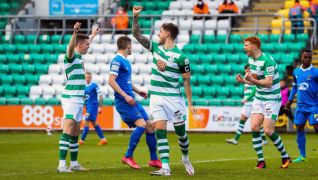 League Of Ireland: Historic Wins For Shamrock Rovers And Finn Harps