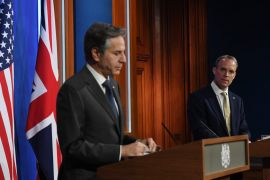Us Has No Closer Ally Or Partner Than The Uk, Says Its Secretary Of State