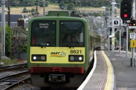 Irish Rail Condemns 'Disgraceful' Assault That Saw Woman Fall Onto Dart Tracks