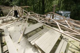More Storms Loom After Two Killed By Tornadoes In Georgia