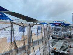 Covid: Hundreds Of Irish Ventilators And Oxygen Concentrators Arrive In India