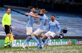 Guardiola Hails 'Huge Victory' As Manchester City Reach Champions League Final