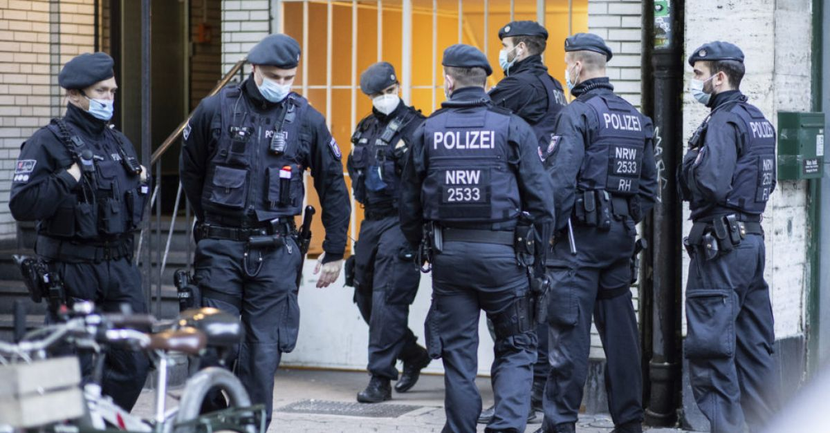 German government bans Muslim group over alleged terror donations