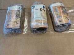 Man Arrested As Gardaí Seize €37,000 In Cash In Clare