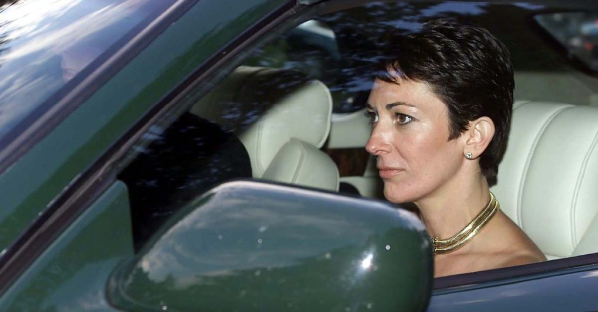 Frequent overnight checks on Ghislaine Maxwell are necessary, claim prosecution