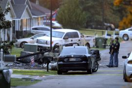 Four People Killed As Plane Crashes Into Mississippi Home