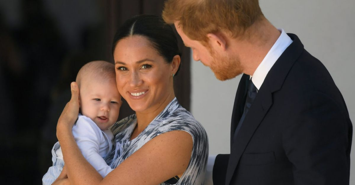Harry and Meghan in vaccine donations appeal to mark Archie's second birthday