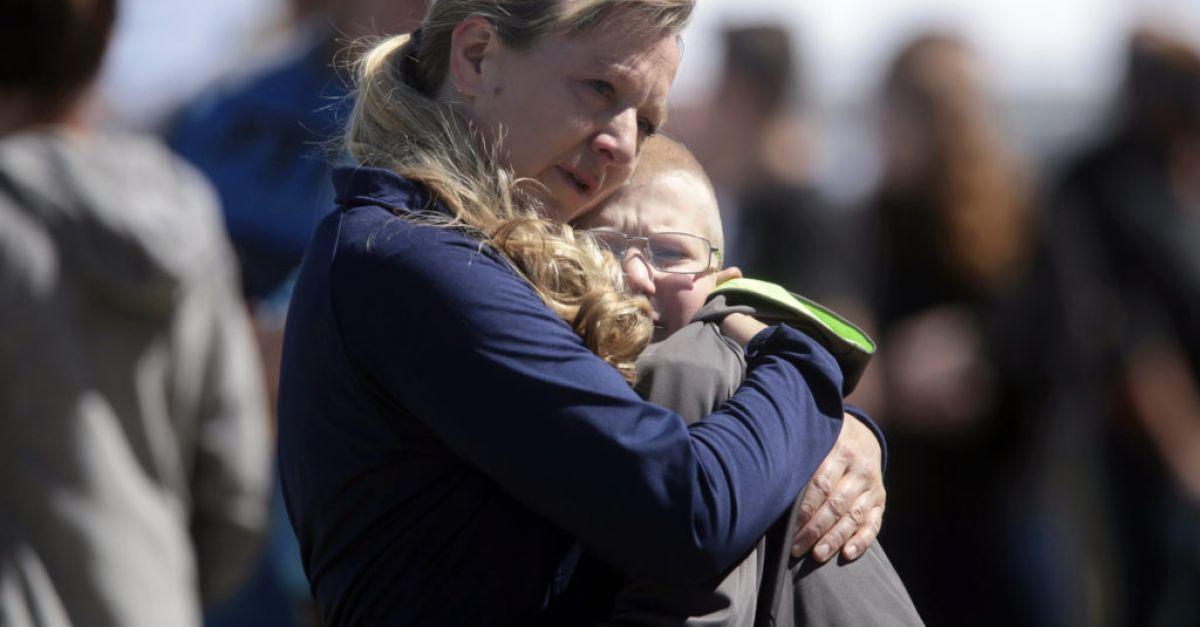 Three injured in Idaho school shooting