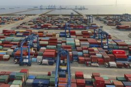 China's Exports Rose 32.3.6% To 264Bn Dollars In April