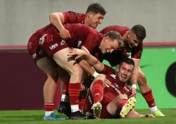 Munster Secure Dominant Rainbow Cup Win Over Ulster