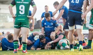 Leinster Put 50 Past Connacht After Incredible First Half Comeback