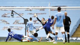 Manchester City's Title Party Delayed After Chelsea Come From Behind To Win
