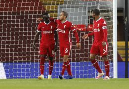 Liverpool Keep Top-Four Aspirations Alive With Battling Victory Over Southampton