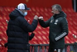 Klopp Confident Man Utd Have Strong Enough Squad To Do Liverpool A Favour