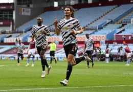 Manchester United Hit Back To Claim Victory At Villa