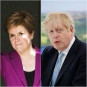 Nicola Sturgeon Tells Boris It Is 'When Not If' For A Second Independence Vote
