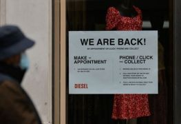 12,000 Businesses To Reopen This Week With 100,000 People Returning To Work
