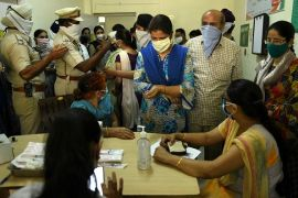 India Covid Cases Hold Close To Record Highs As Calls Widen For National Lockdown