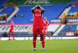 Liverpool Striker Sadio Mane: This Is The Worst Season Of My Career