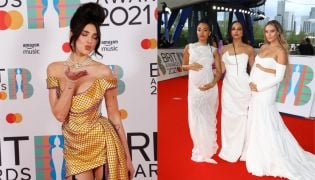 Soft Glam Was The Name Of The Game At The Brits