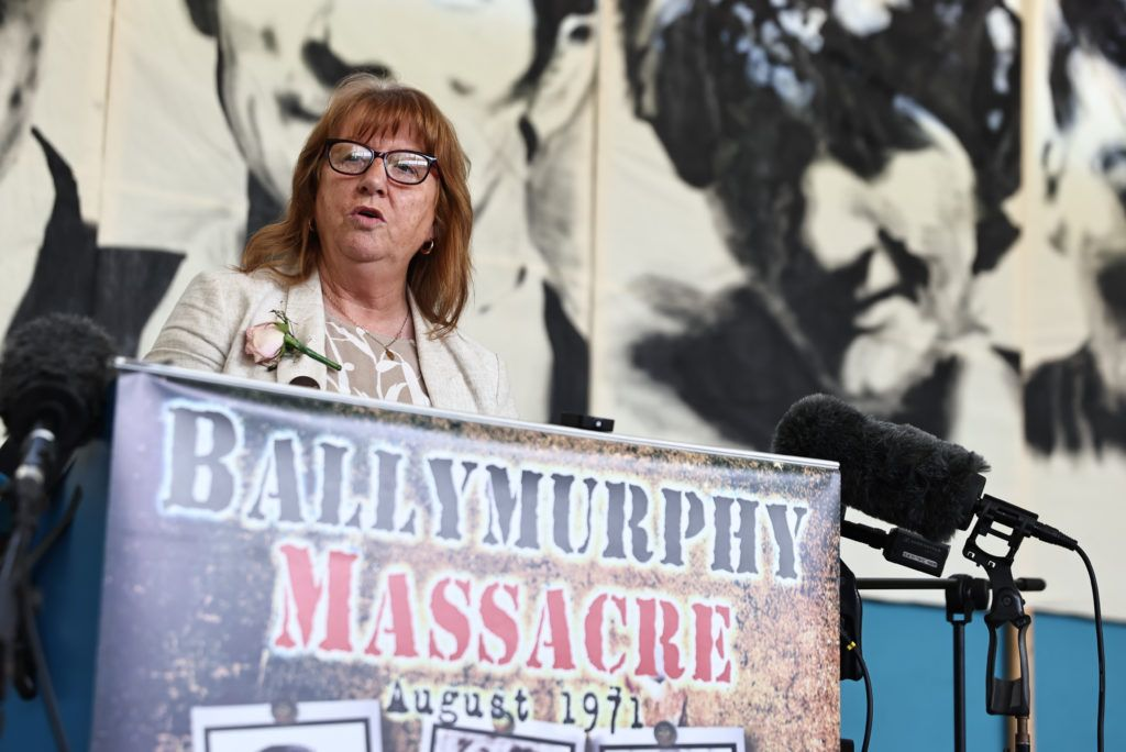 Calls for UK apology after coroner finds Ballymurphy victims 'entirely innocent'