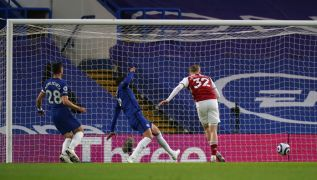 Arsenal Win At Top-Four Chasing Chelsea