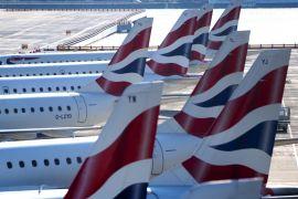 British Airways Trials 'Game-Changer' 25-Second Coronavirus Test
