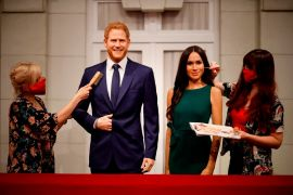 Madame Tussauds Moves Harry And Meghan Waxworks From Royals