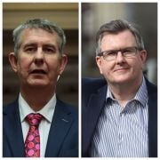Dup Contenders Make Final Push For Support Ahead Of Leadership Vote