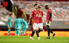 Bruno Fernandes Wants Manchester United To Learn From Liverpool Defeat