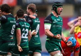 Munster Rue Defensive Errors As Connacht Hold On For Second Rainbow Cup Win