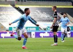 Ferran Torres Nets Hat-Trick As Man City Edge Newcastle Win