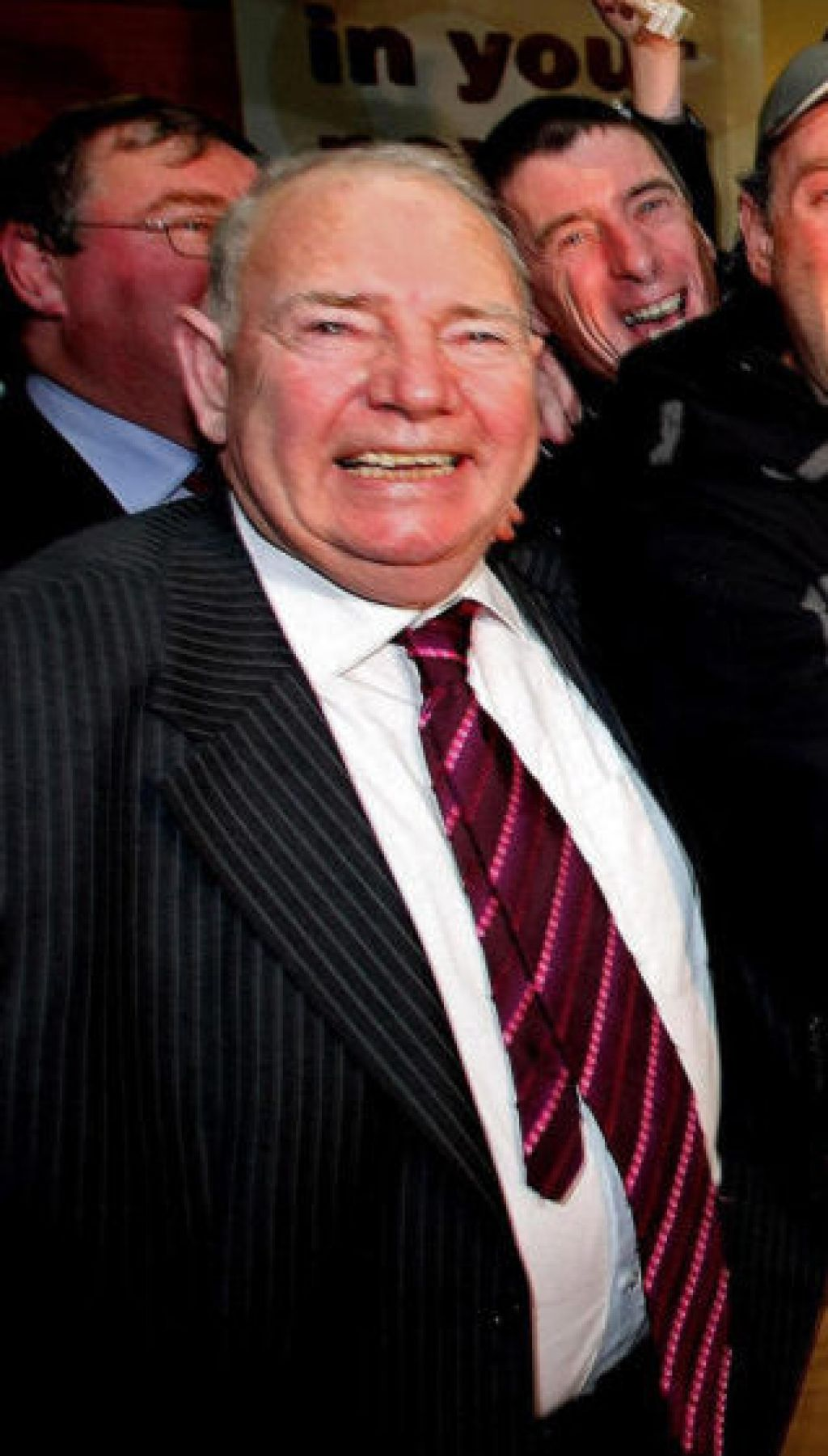 Former Cork mayor Tim Falvey dies at 87