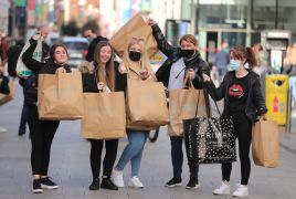 Reopening Ireland: Thousands Of Retailers Open Doors Hopeful Of Summer Trade Bounce