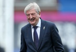 Roy Hodgson To Step Down As Crystal Palace Boss
