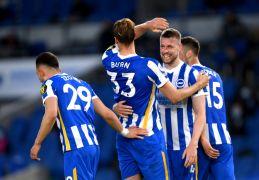 Brighton Stage Second-Half Comeback To Defeat 10-Man Manchester City
